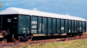 64 Ft Gondola Car Cover